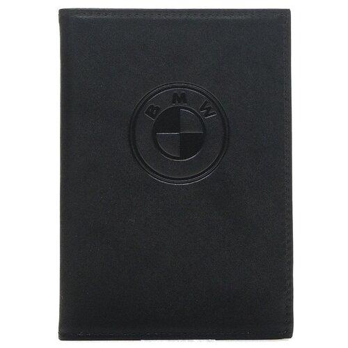 FR-BS01-BL02 Бумажник вод.станд.с пл.карм.черн. BMW