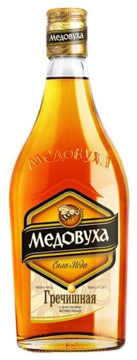 Настойка горькая Медовуха Гречишная с ароматом меда 40%, 0,5 л