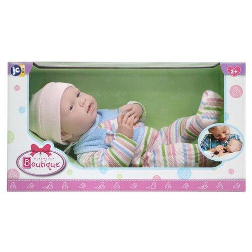 Купить Пупс JC Toys BERENGUER Newborn, 38 см, JC18060, Куклы и пупсы