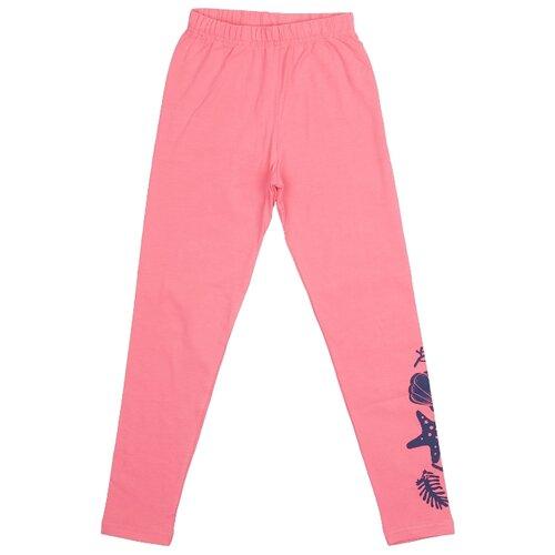 Купить Леггинсы #Repost ДМ-ЛЕ069 размер 158, розовый, Брюки