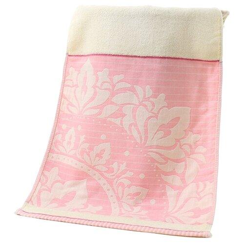 Luxor Полотенце Волжанка для рук 35х75 см розовый