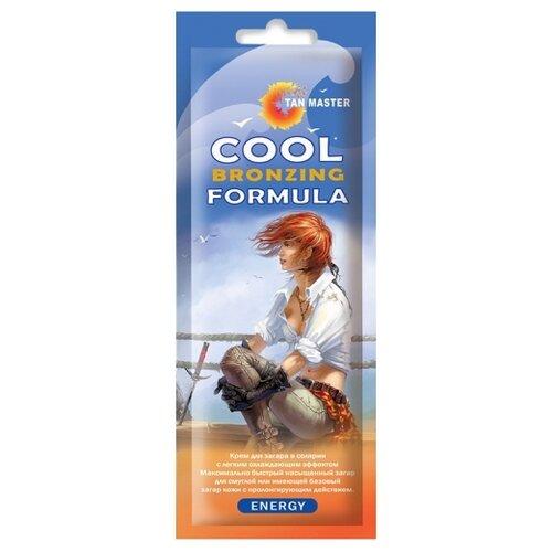 Крем для загара в солярии Tan Master Cool Bronzing Formula