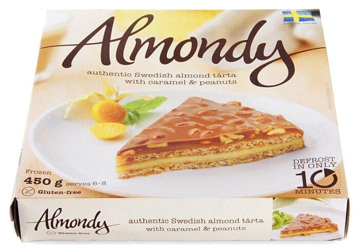 Almondy Торт миндальный, 450 г