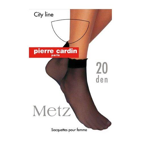 Капроновые носки Pierre Cardin City line. Metz, размер единый, noisette