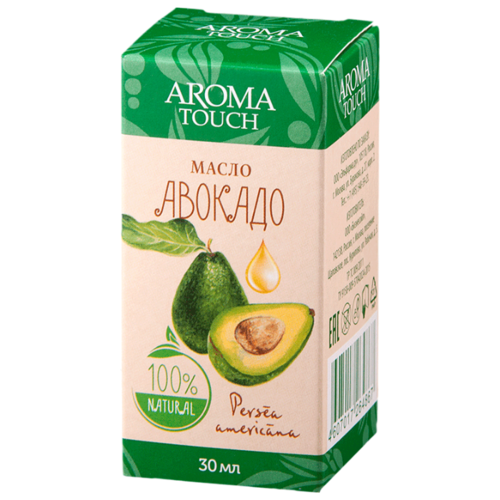Масло для тела Aroma Touch Авокадо, 30 мл масло для тела aroma jazz aroma jazz ar045lwdcol7