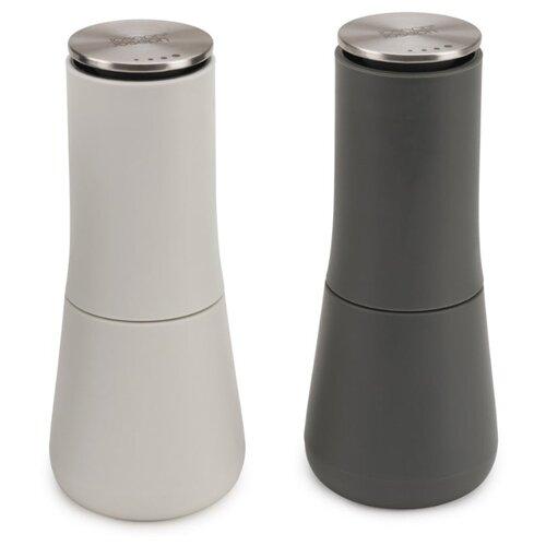 Joseph Joseph Набор мельниц для соли и перца Milltop 95036 серый
