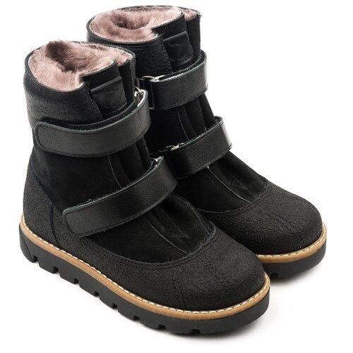 Ботинки Tapiboo размер 29, черный ботинки tapiboo размер 30 черный