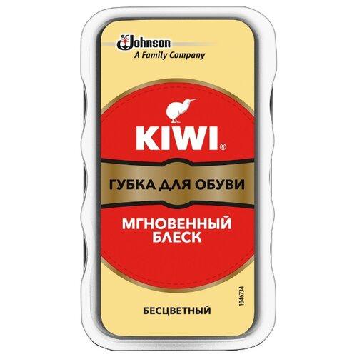 Kiwi Express губка без дозатора губка для обуви kiwi express shine с дозатором цвет коричневый 7 мл