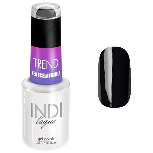 Купить Гель-лак для ногтей Runail Professional INDI Trend классические оттенки, 9 мл, 5026