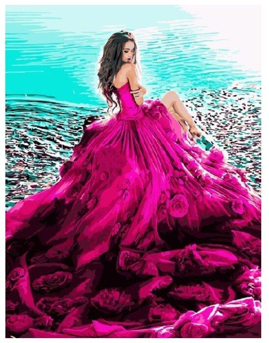 Красивое Шикарное Платье
