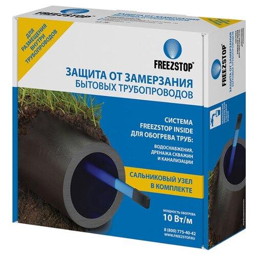 Греющий кабель саморегулирующийся Freezstop Inside 10-8 греющий кабель oasis 1700 8 7 15 3м2 1700вт