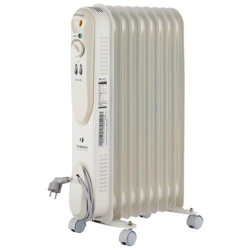 цена на Масляный радиатор Timberk TOR 21.1809 SLX белый