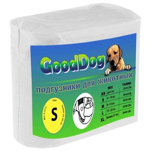 Подгузники для собак Good Dog 7737 размер S 16 шт.