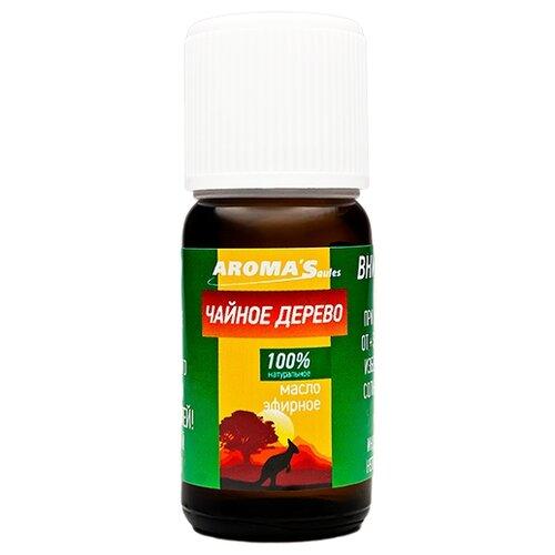 AROMA'Saules эфирное масло Чайное дерево 10 мл