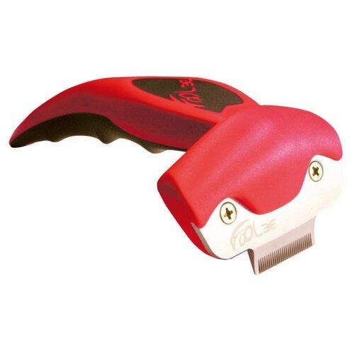 Щетка-триммер FoOlee One XS 3.1 см красный