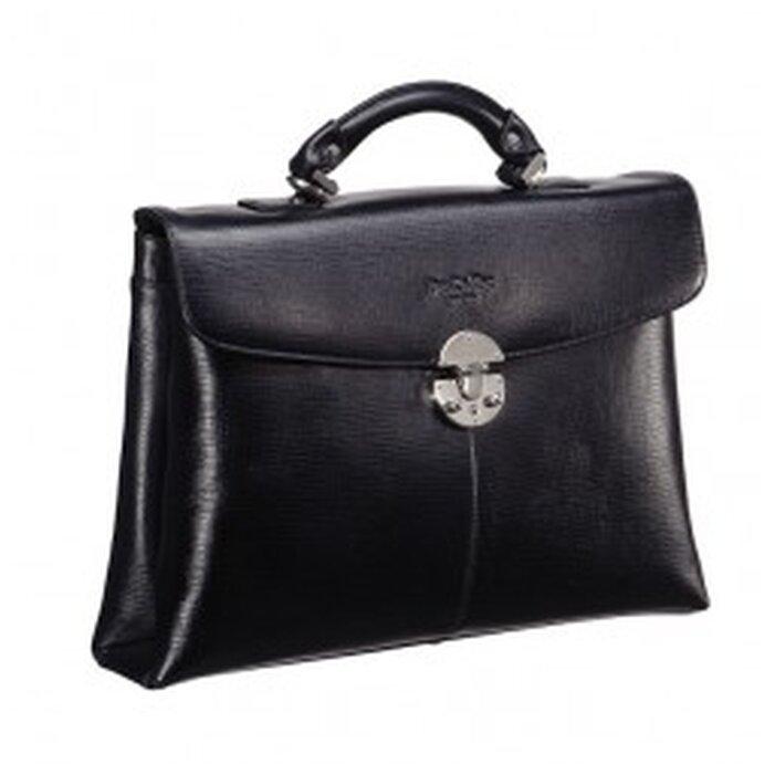 Портфель для женщин Dr.Koffer B402395, натуральная кожа