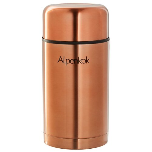 Термос для еды Alpenkok AK-10011M (1 л) медный