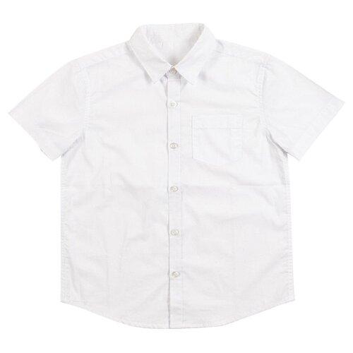 Рубашка MODIS размер 146, белый шорты джинсовые modis modis mo044ebfclm4