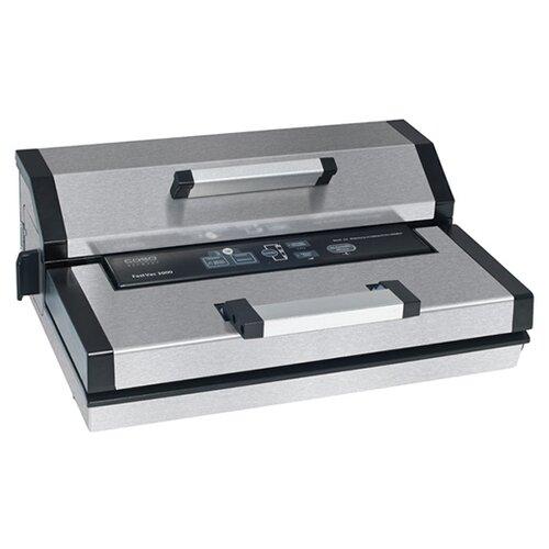 Фото - Вакуумный упаковщик Caso FastVAC 3000 серебристый (нержавеющая сталь) вакуумный упаковщик caso fastvac 4004