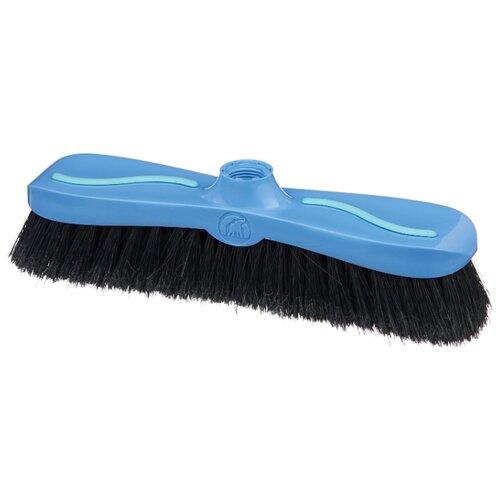 Щетка Elephant Ultra Clean с резиновой вставкой голубой/черный