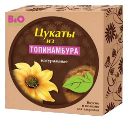 "Цукаты топинамбура ""Натуральные"" - Bio National"