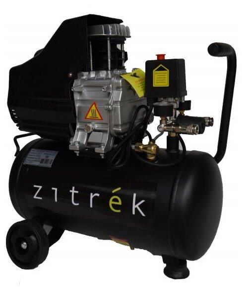Компрессор масляный Zitrek Z3K320/50 , 50 л, 1.8 кВт