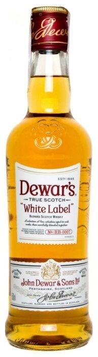 Виски Dewar's White Label, 0.5 л