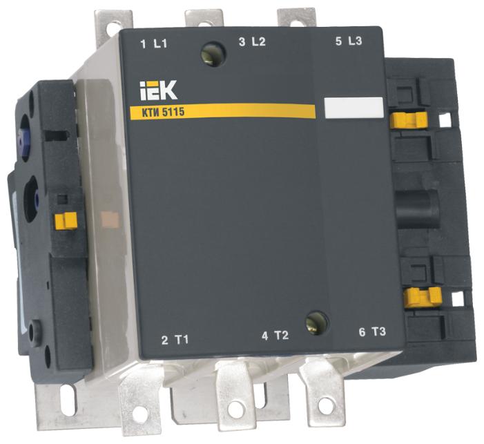 Вспомогательный контактор/реле IEK KKT50-115-230-10