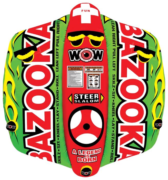 Буксируемый баллон WOW Bazooka