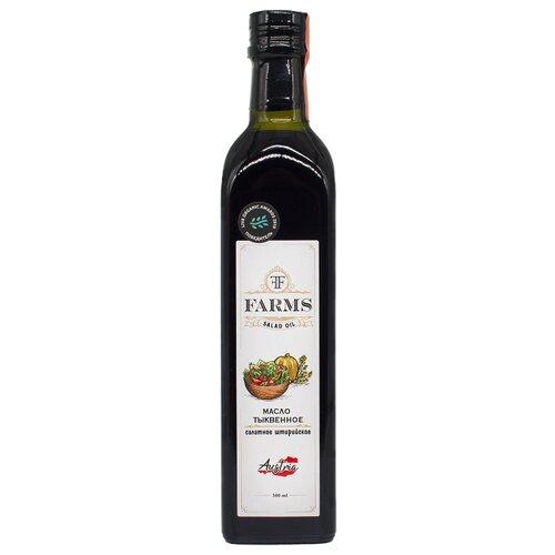 FF Farms Масло штирийской тыквы салатное 0.5 л