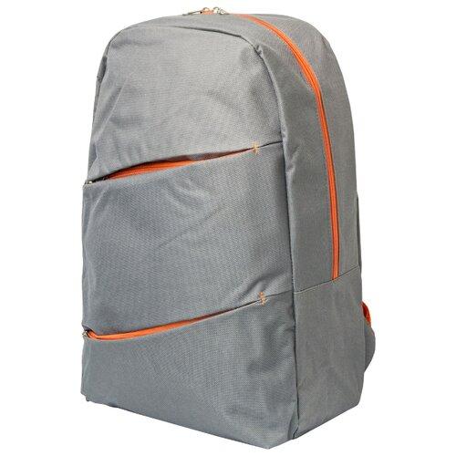 Рюкзак Action! AB11176 (серый/оранжевый)