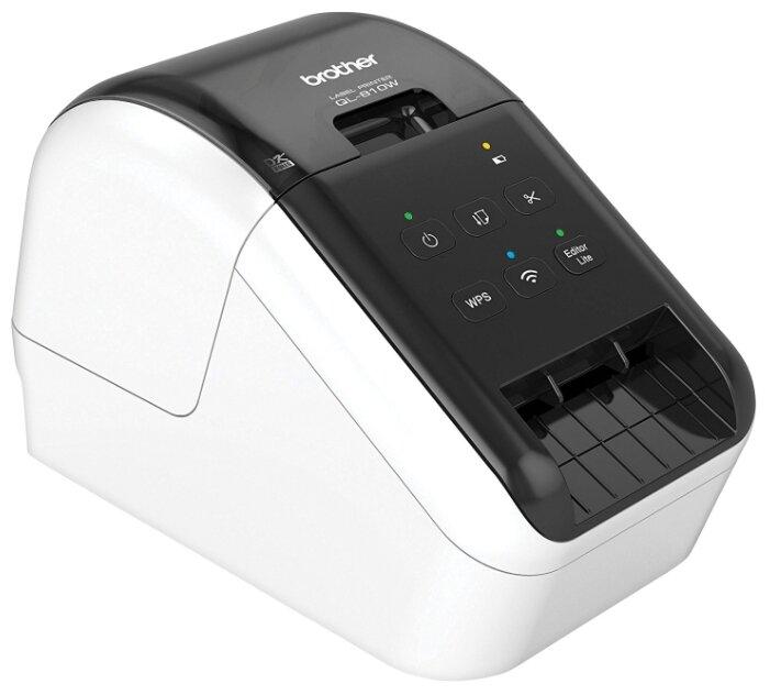 Термальный принтер этикеток Brother QL-810W