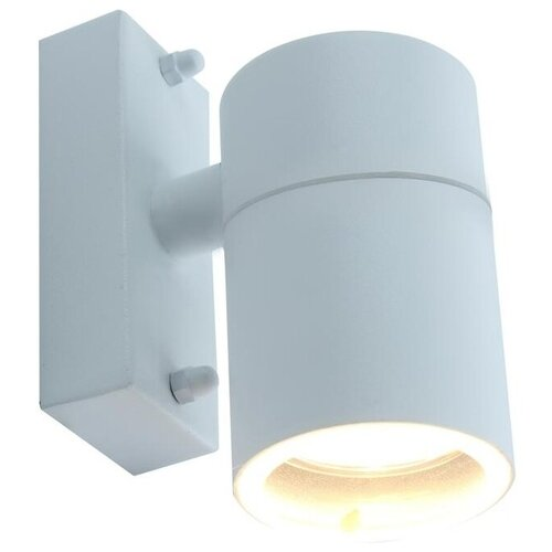 Arte Lamp Уличный настенный светильник Mistero bianco A3302AL-1WH уличный светильник arte lamp a3302al 1bk
