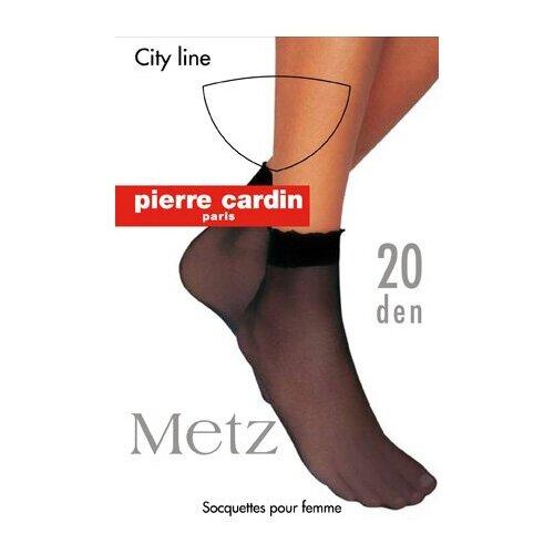Капроновые носки Pierre Cardin City line. Metz, размер единый, nero