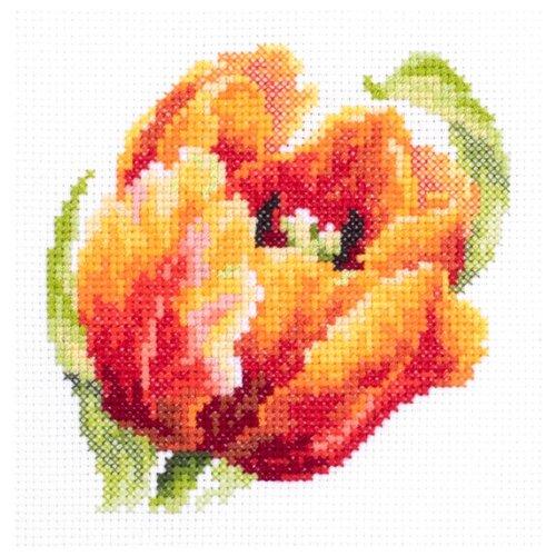Фото - Чудесная Игла Набор для вышивания Красный тюльпан, 11 x 11 см (150-010) чудесная планета земля