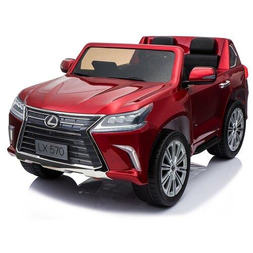 Фото - DAKE Автомобиль Lexus LX570, red внедорожник hoffmann lexus lx570 102779 1 32 18 см черный