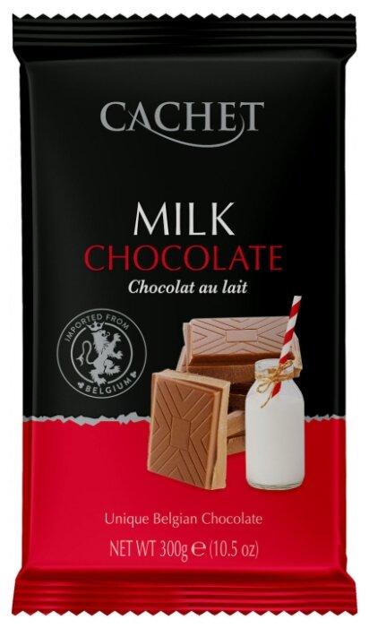Шоколад Cachet молочный 32%