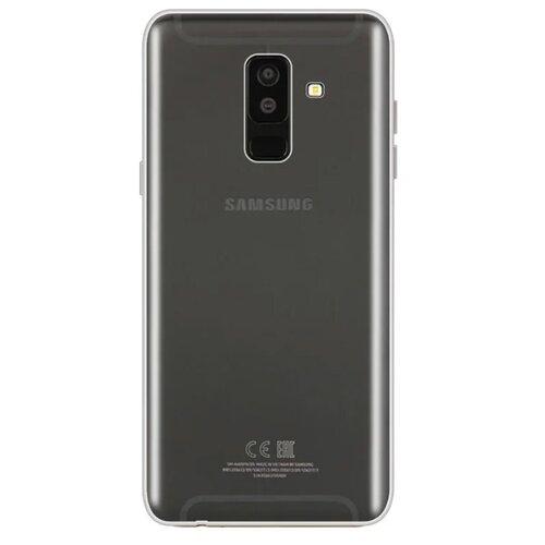 Купить Чехол LuxCase TPU для Samsung Galaxy A6 (прозрачный) бесцветный