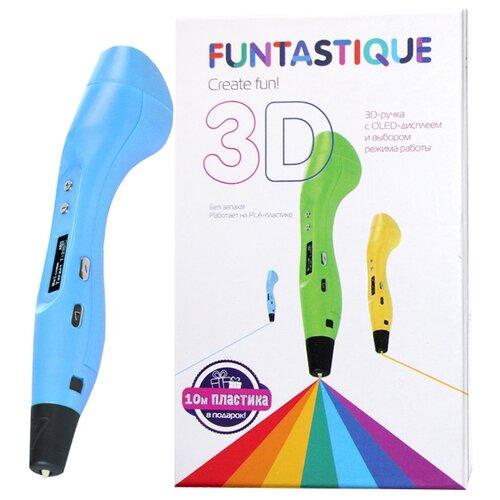 3D-ручка Funtastique ONE голубой ручка карамба 000138 голубой