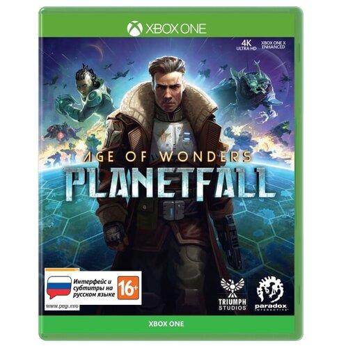 Игра для Xbox One: Age of Wonders: Planetfall Издание первого дня