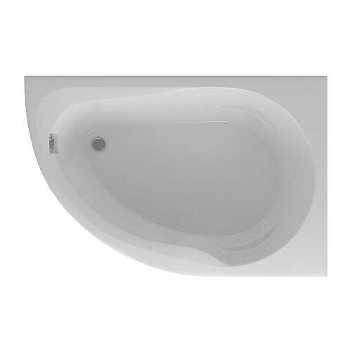 Ванна АКВАТЕК Вирго VIR150-0000025 акрил угловая ванна акватек ника 150x75 акрил