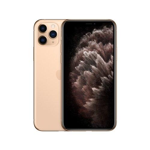 Смартфон Apple iPhone 11 Pro 256GB золотой (MWC92RU/A) смартфон apple iphone 11 pro 256gb тёмно зелёный