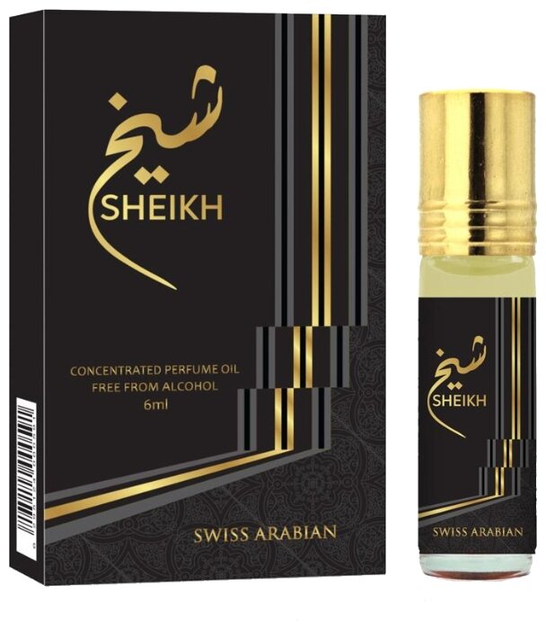 Масляные духи Swiss Arabian Sheikh