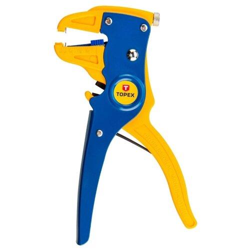 цена на Стриппер TOPEX 32D406 желтый/синий