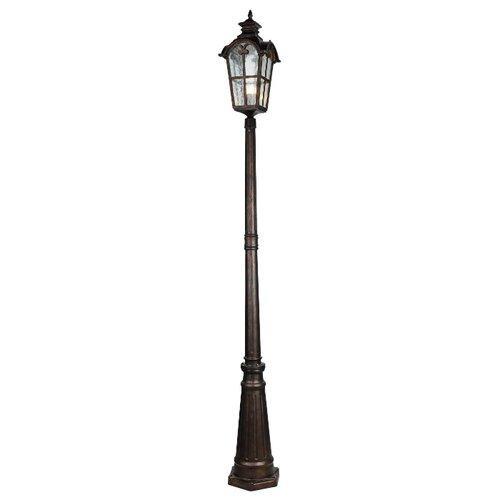 Favourite Садово-парковый светильник Bristol 2036-1F уличный фонарь favourite 1806 1f
