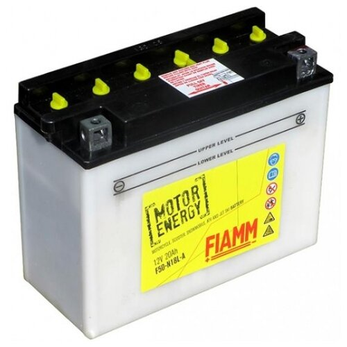 Мото аккумулятор Fiamm F50-N18L-a