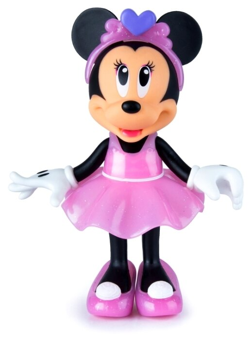 Фигурка IMC Toys Disney Минни: Гимнастка 184435