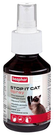 Спрей Beaphar Stop It Cat для отпугивания кошек 100 мл