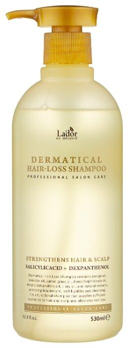 La'dor шампунь Dermatical Hair Loss