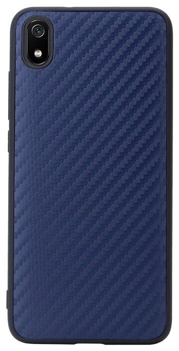 Чехол G-Case Carbon для Xiaomi Redmi 7A — купить по выгодной цене на Яндекс.Маркете